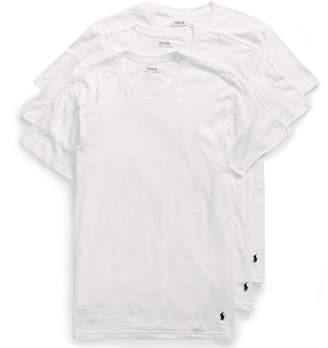 Ralph Lauren Classic Fit T-Shirt 3-Pack
