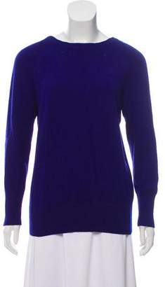 Diane von Furstenberg Wool & Cashmere-Blend Knit Top