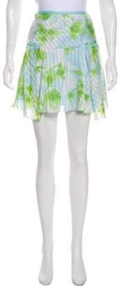Diane von Furstenberg Silk-Blend Skirt