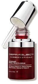 Dermelect Outcrease Retinol Trifecta Serum