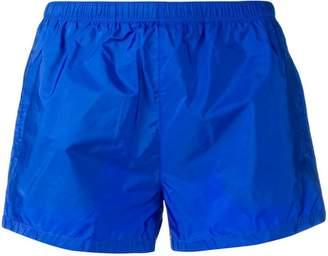 Prada short swim shorts
