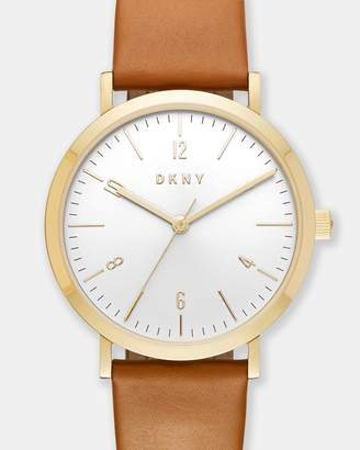 DKNY Minetta Brown Analogue Watch
