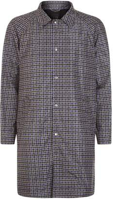 Dunhill Houndstooth Overcoat