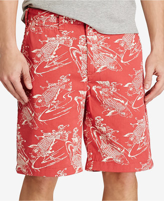 "Polo Ralph Lauren Men's 10"" Relaxed Chino Shorts $79.50 thestylecure.com"