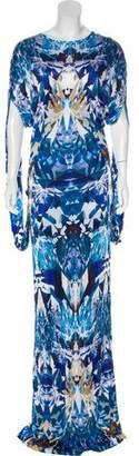 Alexander McQueen 2009 Crystal Kaleidoscope Gown