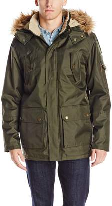 English Laundry Men's Textured Field Jacket