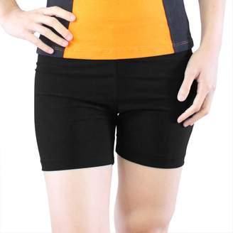 Padilla Women's Swim Shorts Bikini Tankini Pants XL Black