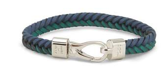At Italist Tod S Bracelet In Leather