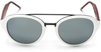 Thom Browne Eyewear ラウンドフレーム サングラス