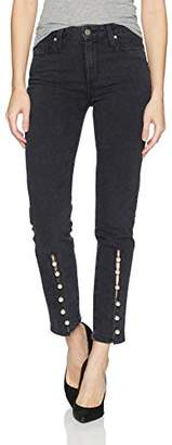 Paige Women's Julia with Peal Closure Jeans