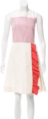 Prada 2016 Silk Dress