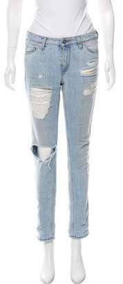 IRO Mid-Rise Skinny Jeans
