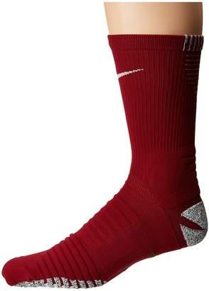 Nike Grip Strike Cushioned Crew Crew Cut Socks Shoes