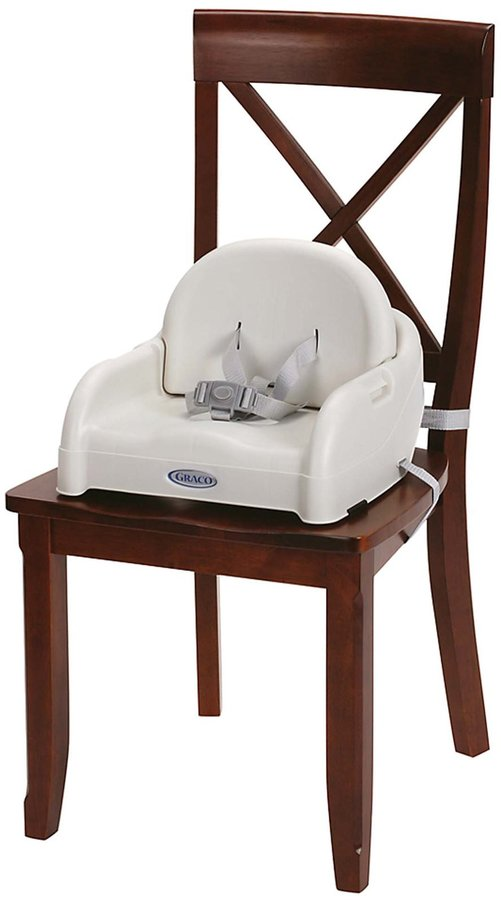Graco Toddler Booster - White - One Size