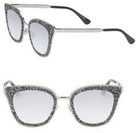 Jimmy Choo 63MM Lizzy Square Sunglasses
