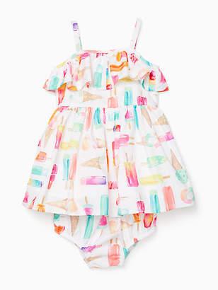 Kate Spade Infant ice pops dress