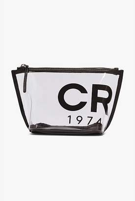 Country Road Clear Tri Cosmetic Case