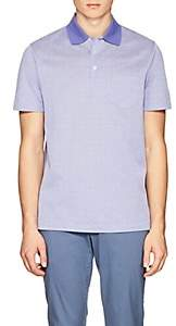 Ralph Lauren Purple Label MEN'S PIQUÉ COTTON POLO SHIRT