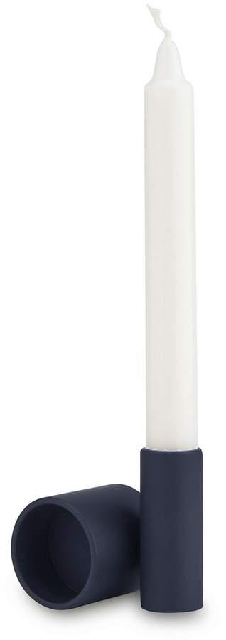 Skagerak - Tube 2in1 Kerzen- und Teelichthalter, royal blue