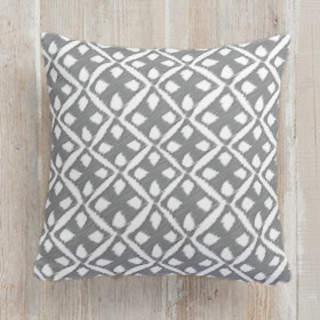 Sketchy Diamonds Square Pillow