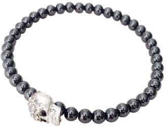 Duchess of Malfi Skull Bead Bracelet