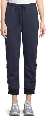 Nylora Bowery Jogger Track Pants with Lace-Up Detail