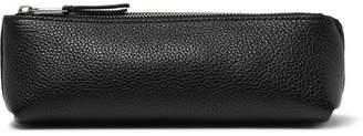 Williamson William & Son Bruton Full-Grain Leather Pencil Case