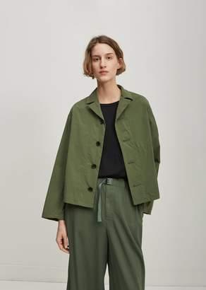Zucca Nylon Jacket Khaki