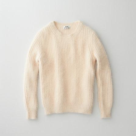 Acne rakel rib sweater
