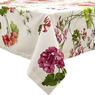 Sur La Table Red & Pink Floral Tablecloths