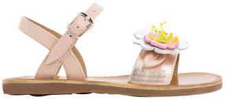 Pom D'Api Plagette Flower Sandal
