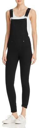 Cheap Monday Skinny Overalls in Black $105 thestylecure.com