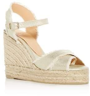 Castaner Women's Bromelia Platform Wedge Espadrille Sandals