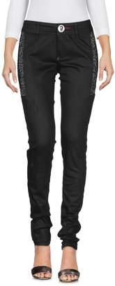 Philipp Plein Denim pants - Item 42636692UR