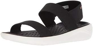51e578270cde Crocs Women s Literide Sandal W Flat