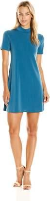 BCBGeneration Women's Short Sleeve a Line Dress