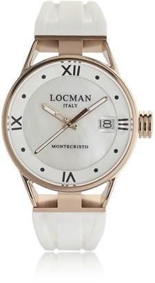 Locman Montecristo Rose Gold PVD Stainless Steel & Titanium Women's Watch