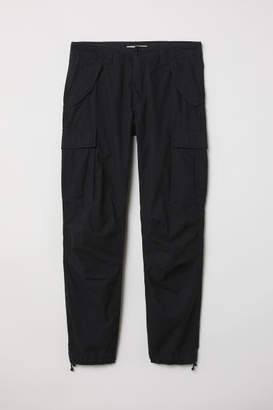 H&M Cargo Pants - Black