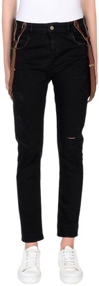 Manila Grace DENIM Denim pants - Item 13203236NU