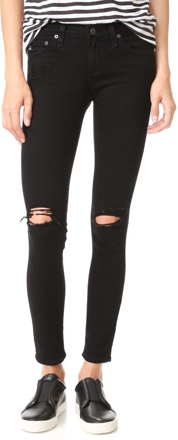AG JeansAG The Legging Ankle Jeans