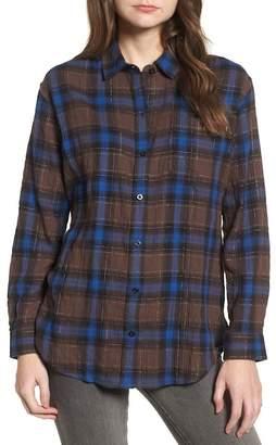 Obey Eldorado Plaid Shirt