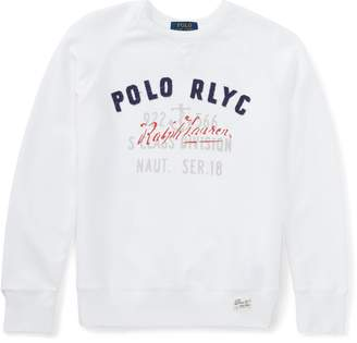 Ralph Lauren Cotton French Terry Sweatshirt