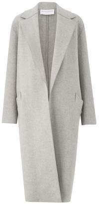 Amanda Wakeley Apache Grey Oversized Coat