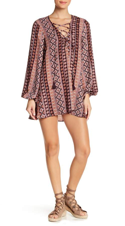 SHOW ME YOUR MUMU Lightning Bird Tunic