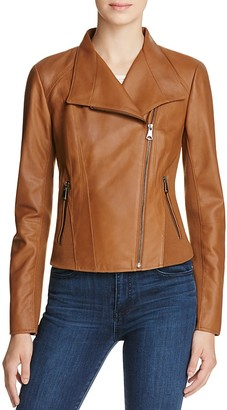 Marc New York Felix Leather Jacket $375 thestylecure.com