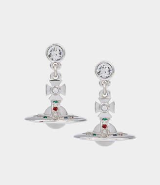 d38f226bc Vivienne Westwood NEW PETITE ORB EARRINGS