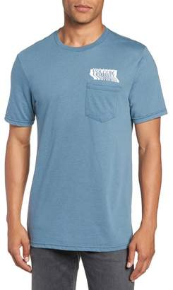 Volcom Bard Pocket Cotton Blend T-Shirt