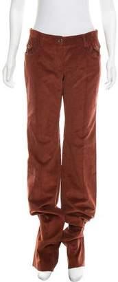 Dolce & Gabbana Mid-Rise Corduroy Pants w/ Tags