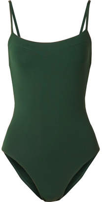 Eres Les Essentiels Aquarelle Swimsuit - Emerald