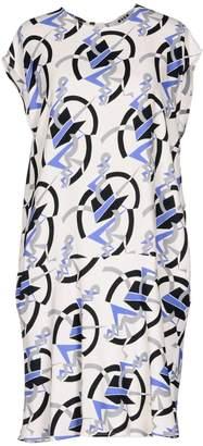 MSGM Short dresses - Item 34796503QE